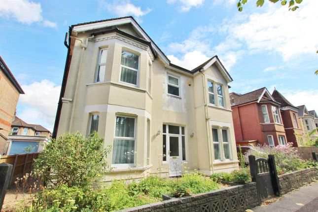 4 bed detached house for sale in Iddesleigh Road, Winton, Bournemouth