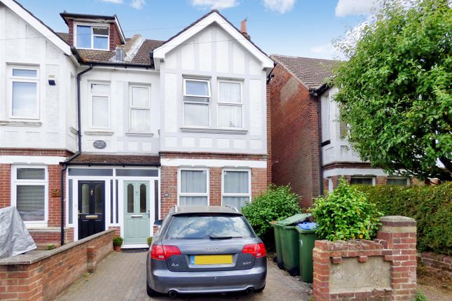 Thumbnail End terrace house for sale in Stafford Road, Shirley, Southampton