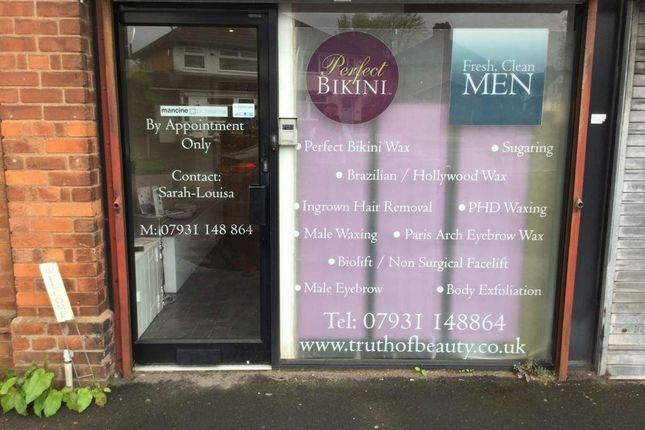 Thumbnail Retail premises for sale in 230 Sladepool Farm Road, Birmingham