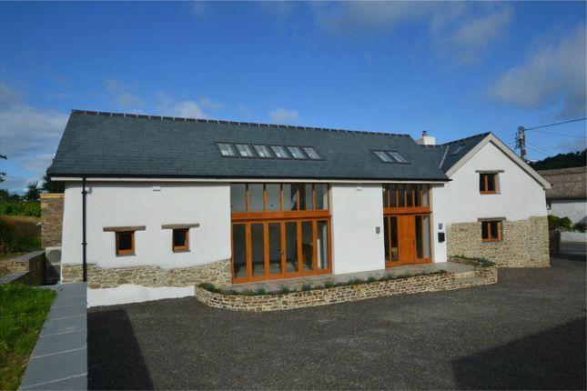 Thumbnail Detached house for sale in Braunton, Croyde, Devon