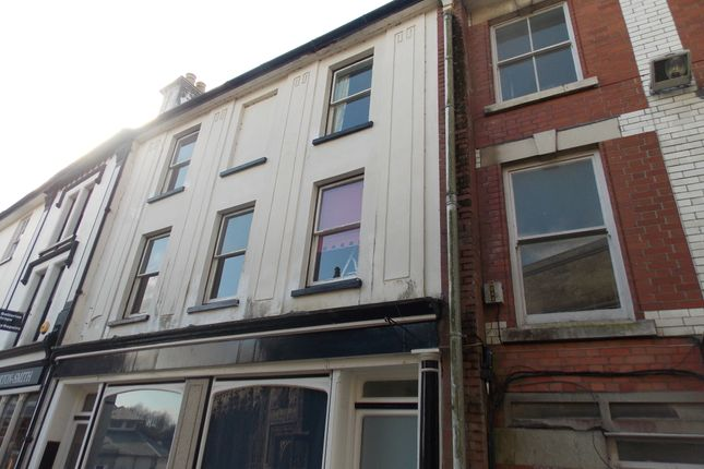 Thumbnail Flat to rent in Church Street, Launceston, Cornwall