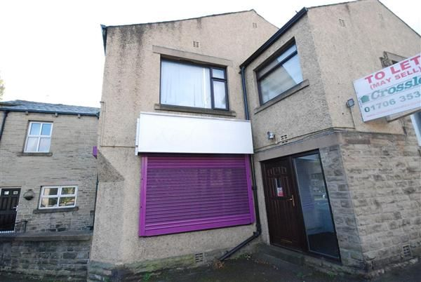 Thumbnail Flat to rent in Bridge Street, Milnrow, Rochdale