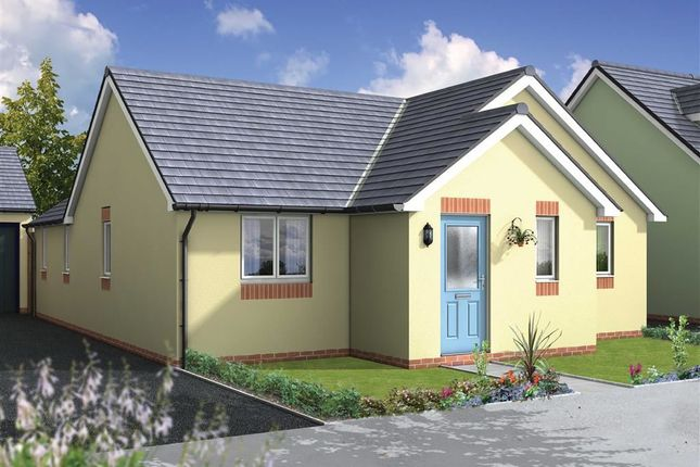 Thumbnail Detached bungalow for sale in Buckleigh Road, Westward Ho, Bideford
