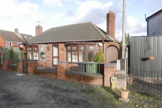 Thumbnail Detached bungalow to rent in Wolverhampton Road West, Walsall