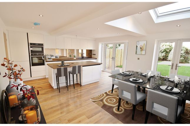 Thumbnail Semi-detached house for sale in Cumber Lane, Wilmslow