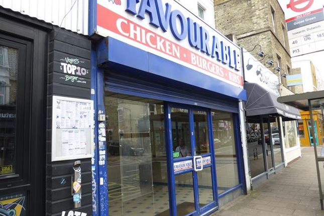 Thumbnail Restaurant/cafe to let in 39 Lordship Lane, London