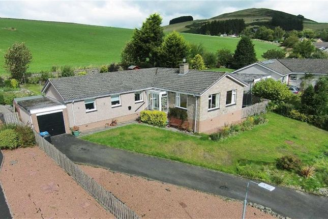 Thumbnail Detached bungalow for sale in Whytbank Row, Clovenfords, Galashiels
