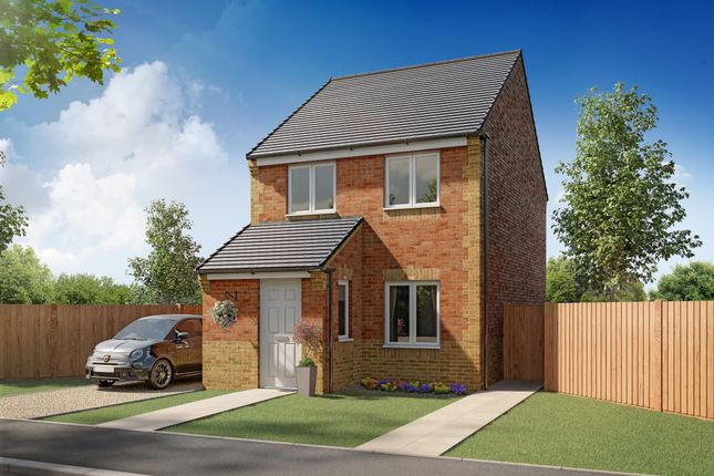 "Thumbnail Detached house for sale in ""Kilkenny"" at Durham Road, Middlestone Moor, Spennymoor"