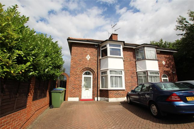 Thumbnail Detached house for sale in Shornells Way, Abbey Wood