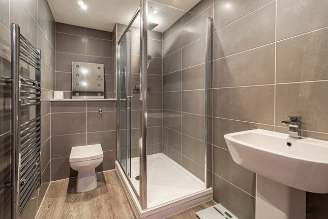 Shower Room of London Road, Westcliff-On-Sea SS0