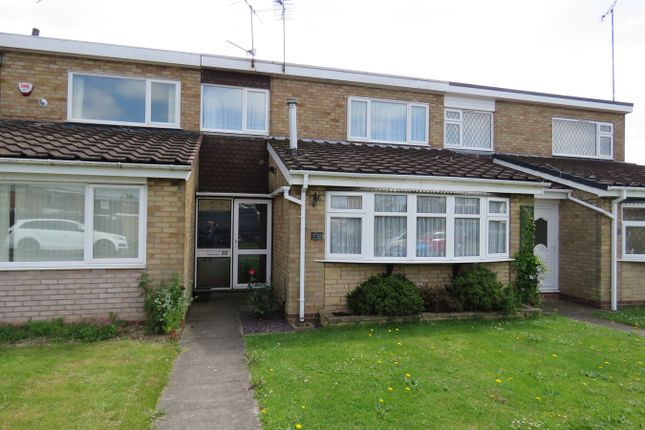 Thumbnail Terraced house to rent in Brade Drive, Walsgrave, Coventry