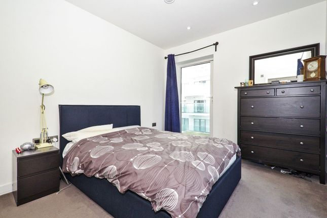 Bedroom of 22 John Harrison Way, Greenwich Peninsular SE10