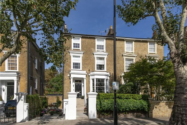 Thumbnail Semi-detached house for sale in Hamilton Terrace, St John's Wood, London