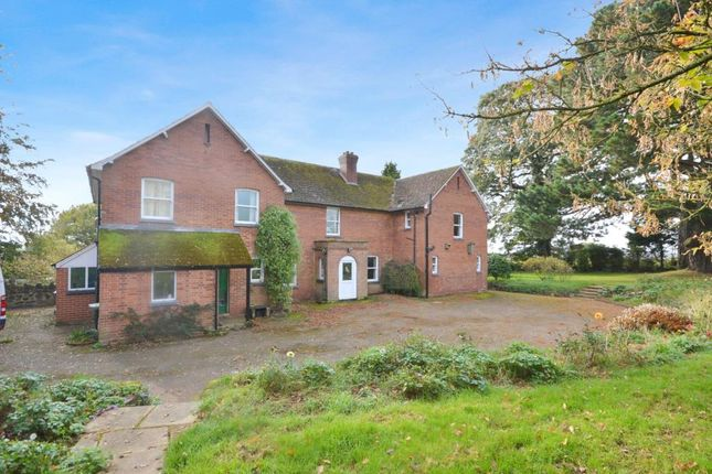 Thumbnail Detached house for sale in Poltimore, Exeter, Devon