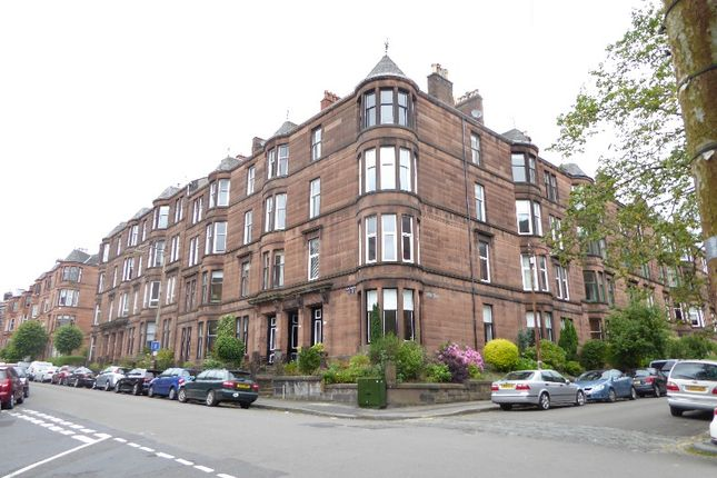 Thumbnail Flat to rent in Wilton Street, North Kelvindale, Glasgow