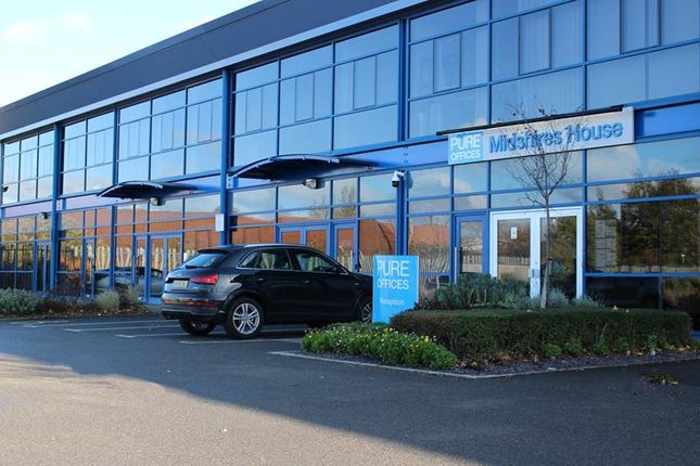 Thumbnail Office to let in Pure Offices At Midshires Business Park, Smeaton Close, Aylesbury, Buckinghamshire