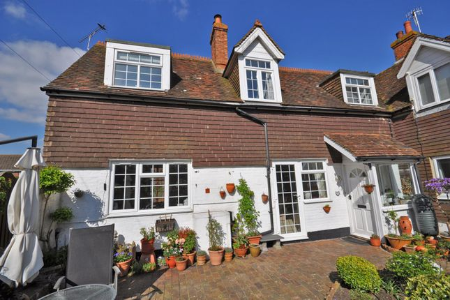Thumbnail Property for sale in Elm Cottages, Windmill Hill, Hailsham