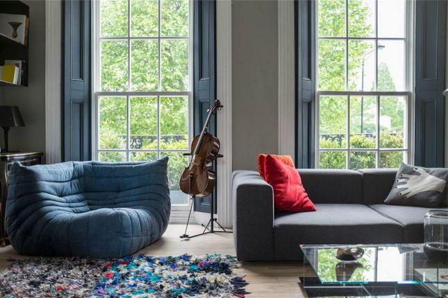5 bed terraced house for sale in Mornington Terrace, London