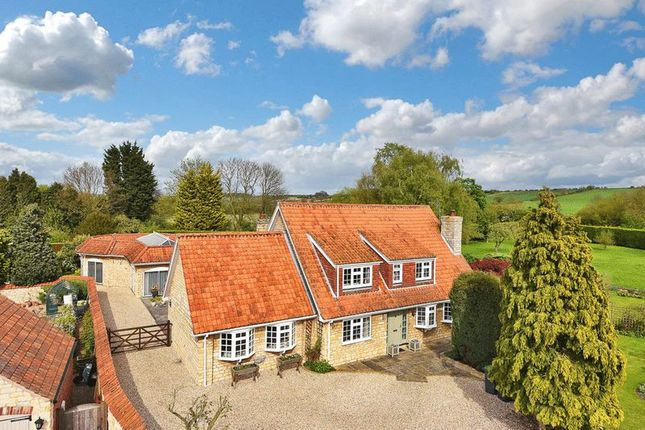 Thumbnail Detached house for sale in Hall Lane, Welborn