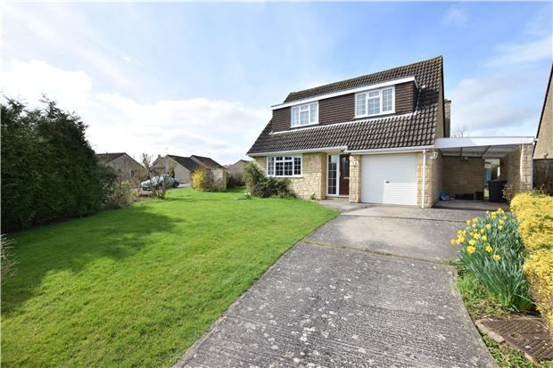 Thumbnail Detached house for sale in Springfield, Norton St. Philip, Bath, Somerset