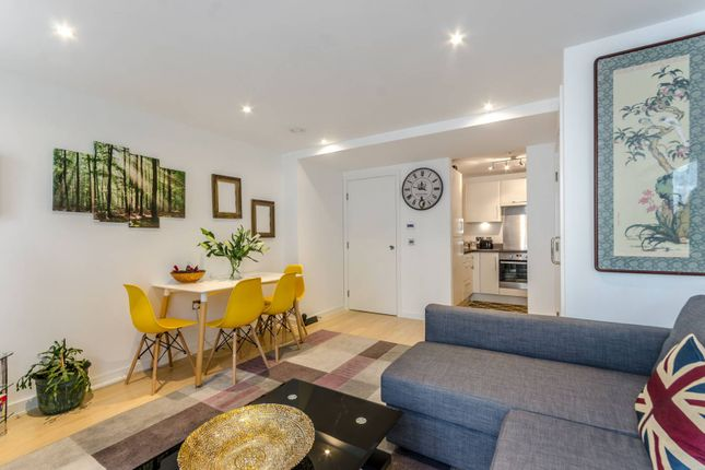 Thumbnail Flat to rent in Shoreditch Heights, Britannia Walk, Old Street
