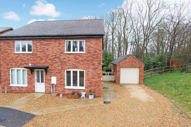 Thumbnail Semi-detached house to rent in Bright Grove, Broseley