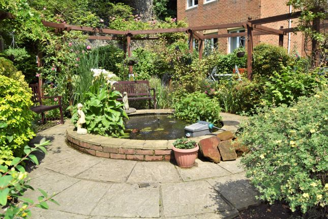 Communal Gardens of 397 High Street, Chatham ME4