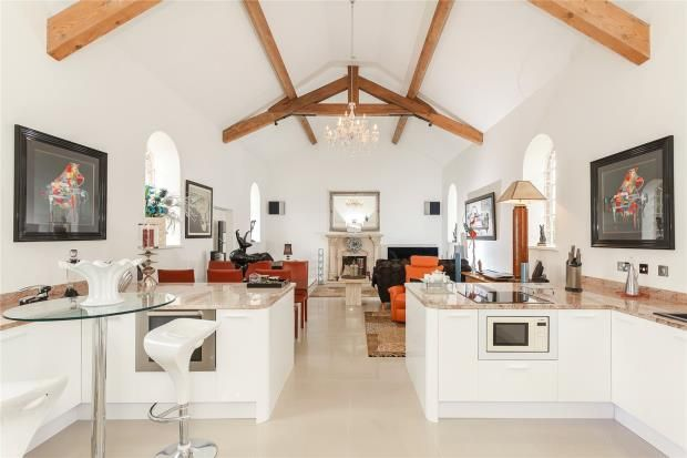 Lounge/Kitchen of Tallarn Green, Malpas SY14
