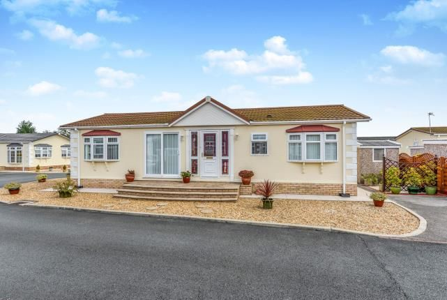 Thumbnail Mobile/park home for sale in Stud Farm Park Homes, Oxcliffe Road, Heaton With Oxcliffe, Morecambe