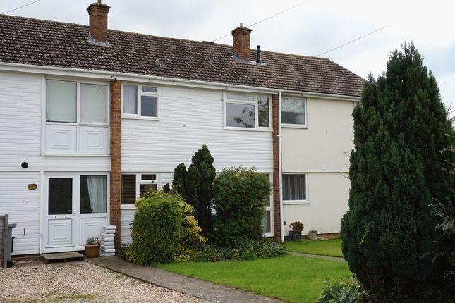 Thumbnail Terraced house to rent in Duncan Close, Eynsham, Witney