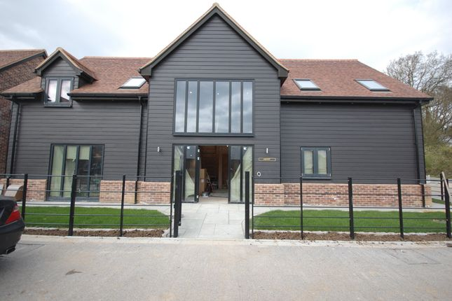 Thumbnail Detached house for sale in Church Road, Ramsden Heath, Essex
