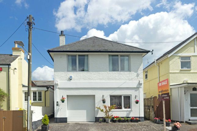 Thumbnail Detached house for sale in Lake Road, Plymstock