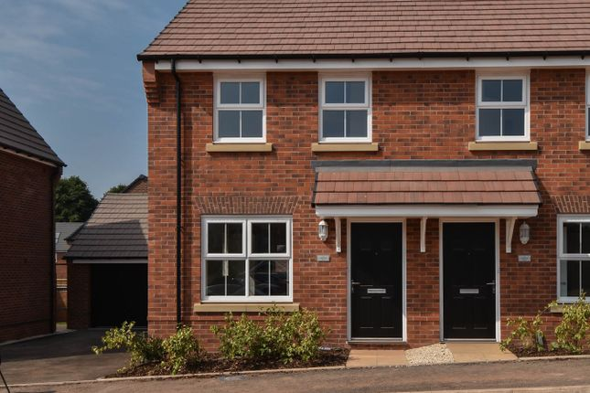 Semi-detached house for sale in Patch Street, Bromsgrove
