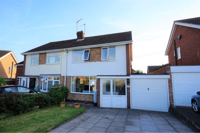 Thumbnail Semi-detached house for sale in Lea Close, Stratford-Upon-Avon
