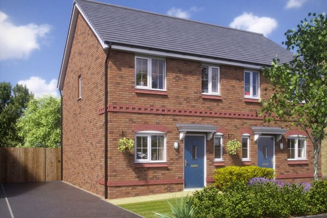 Thumbnail Semi-detached house for sale in Cromwell Road, Ellesmere Port