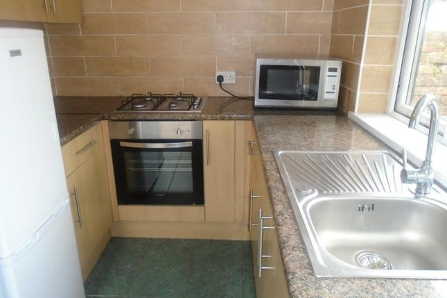 Thumbnail Terraced house to rent in Kings Road, Canton Cardiff