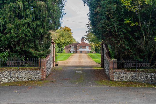 Thumbnail Detached house for sale in Waterbutt Row, Cambridge Road, Quendon, Saffron Walden