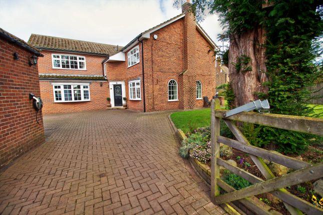 5 bed detached house for sale in Vicarage Lane, Naburn, York YO19