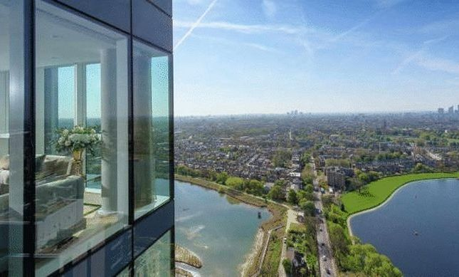 Thumbnail Flat for sale in Skylark Point, Woodberry Down
