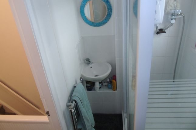 Shower Room of Cooperative Terrace, Stanley, Crook DL15