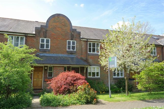 Thumbnail Town house to rent in De Tany Court, St Albans, Hertfordshire