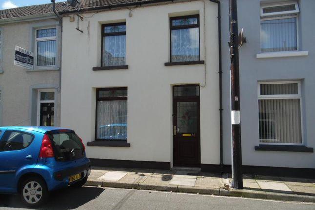 Thumbnail Terraced house to rent in Hamilton Street, Pentrebach, Merthyr Tydfil
