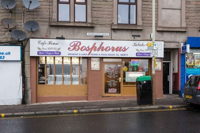 Thumbnail Commercial property for sale in Arbroath Road, Dundee, Dundee, Tayside