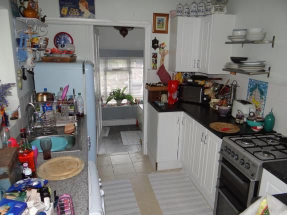Kitchen of New Street, Wincheap, Canterbury, Kent CT1