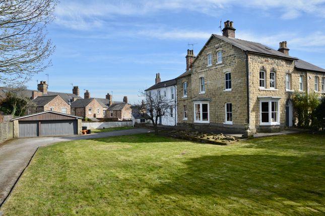 Thumbnail Semi-detached house for sale in The Mount, Malton