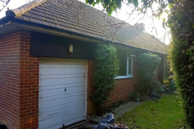 Thumbnail Bungalow to rent in Chalcrafts, Alton