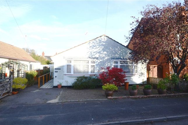 Thumbnail Detached bungalow for sale in Windsor Road, Farnborough, Hampshire