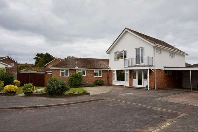 Thumbnail Link-detached house for sale in Brigham Place, Felpham