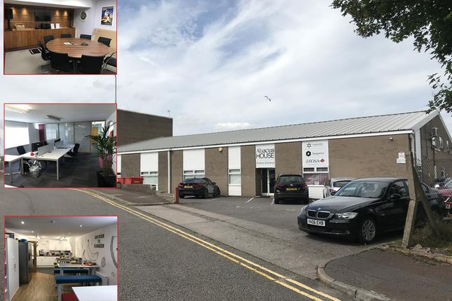 Thumbnail Office to let in Abacus House, Caxton Place, Cardiff