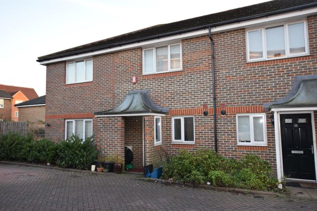 Thumbnail End terrace house for sale in Quarles Park Road, Chadwell Heath